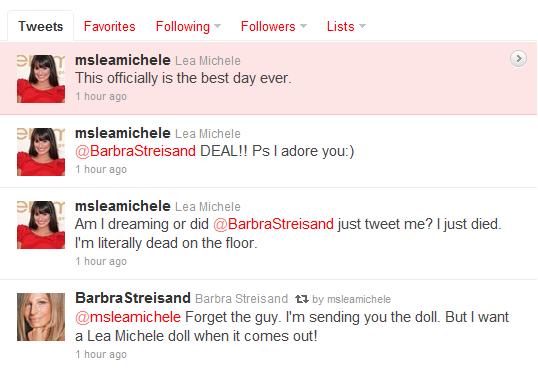 File:Lea gets a tweet from Barbra.png