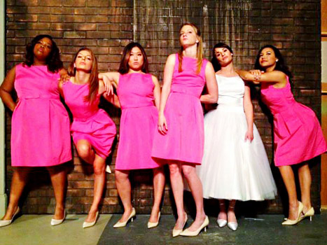 File:Lea-michele-and-her-glee-maids.jpg