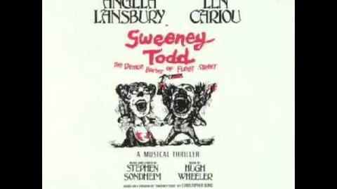 Sweeney Todd - Not While I'm Around