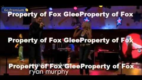 Fire Glee performance