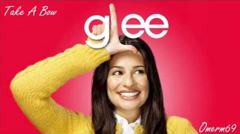 Glee - Take A Bow