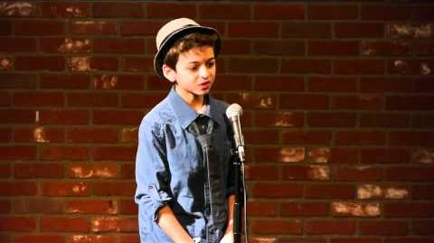 JJ Totah-Hollywood Improv Comedy