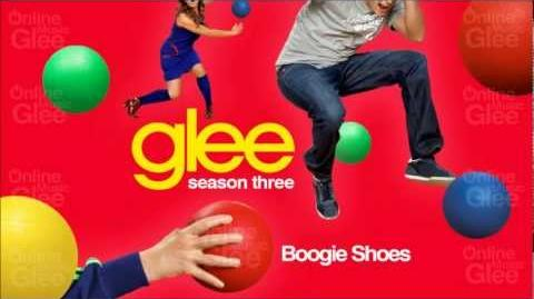 Boogie Shoes - Glee HD Full Studio