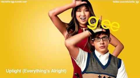 Uptight (Everything's Alright) (Glee Cast Version) HQ Full Studio