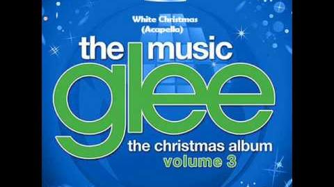 Glee - White Christmas - Acapella