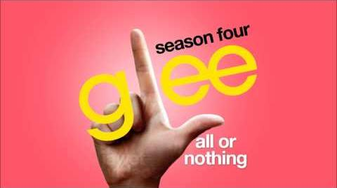 All or Nothing - Glee Cast HD FULL STUDIO