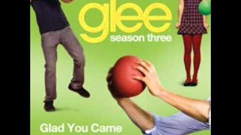 Glee - Glad You Came (Acapella)