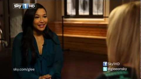 I Heart Glee - Naya Rivera Interview