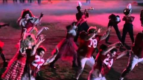 Glee Thriller Heads Will Roll Full Performance Official Music Video