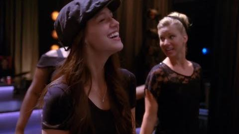 Glee Chasing Pavements Full Performance