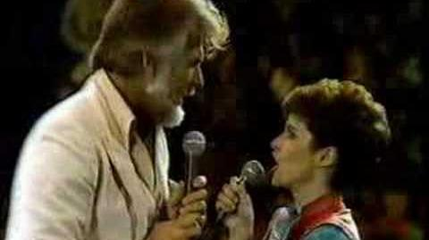 Kenny Rogers & Sheena Easton We've Got Tonight