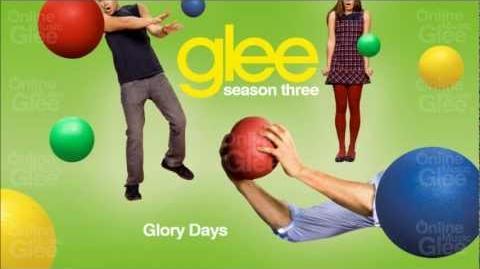 Glory Days - Glee HD Full Studio