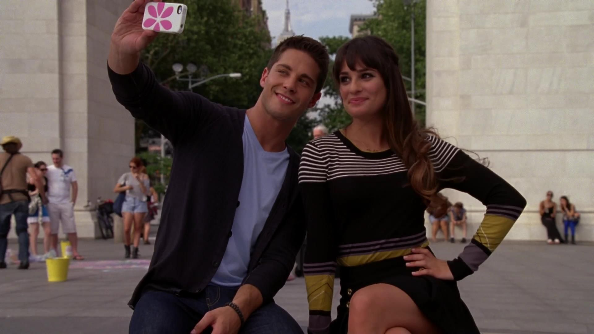 glee rachel and brody relationship counseling
