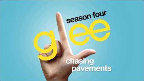 Chasing Pavements Glee HD FULL STUDIO