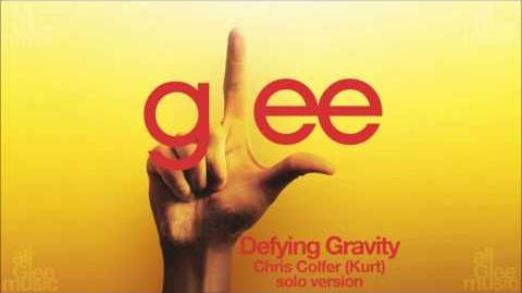 Defying Gravity (Kurt Solo Version) Glee HD FULL STUDIO