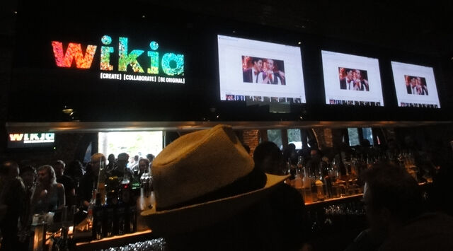 File:Wikia Comic-con event-1.jpg