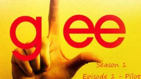 Glee- Mr. Cellophane