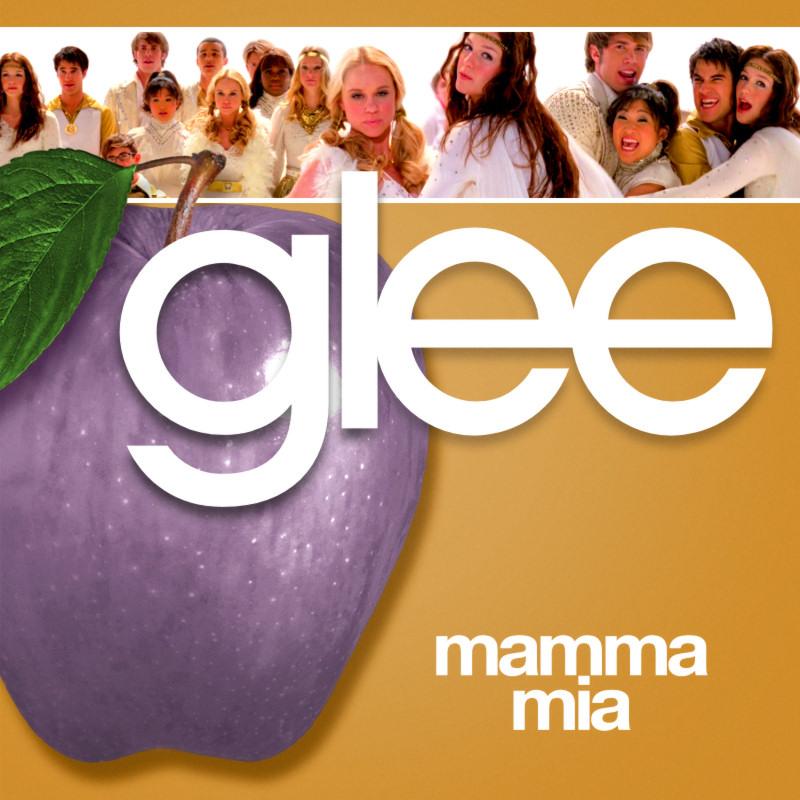 Image Mamma Mia Cover Jpg Glee Tv Show Wiki Fandom