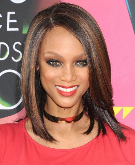 Tyra Banks On Glee: Fandom Powered By Wikia