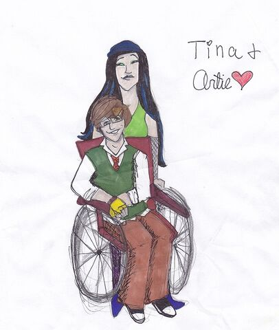 File:Glee Tina and Artie by padfootlestrange.jpg