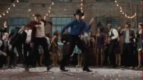 Carson Seeley in the Footloose Final Dance