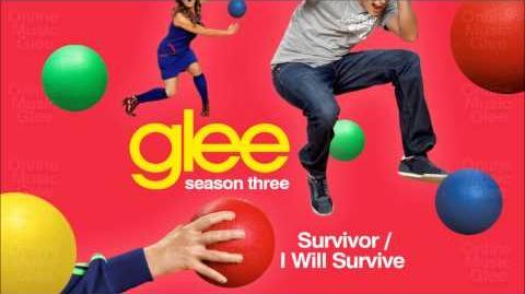 Survivor I will Survive - Glee HD Full Studio Complete
