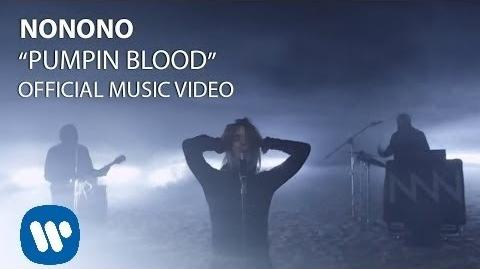 NONONO - Pumpin Blood (Official Video)