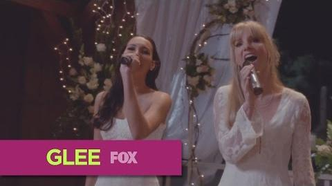 "GLEE Full Performance of ""Our Day Will Come"" from ""A Wedding"""