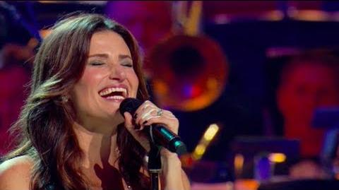 Idina Menzel - Defying Gravity (from LIVE Barefoot at the Symphony)