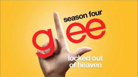 Locked Out Of Heaven Glee HD FULL STUDIO