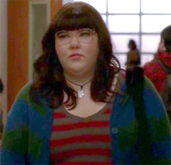 File:Lauren Zizes Glee pic.jpg