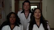 Glee=3x16 - Finn, Mercedes, & Santana