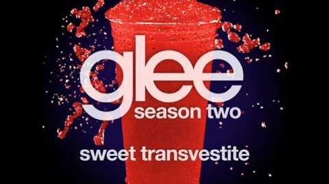 Glee - Sweet Transvestite (Acapella)