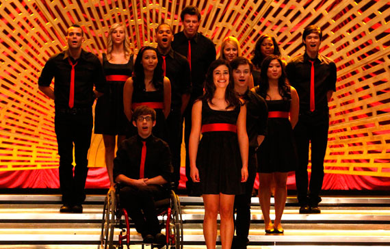 Glee Episode 13 Sectionals