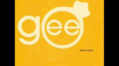 Glee - Marry You (Acapella)