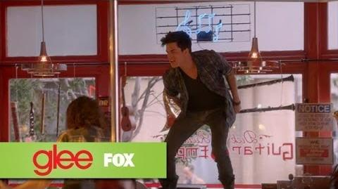 "Full Performance of ""I Believe In A Thing Called Love"" from ""Frenemies"" GLEE-0"