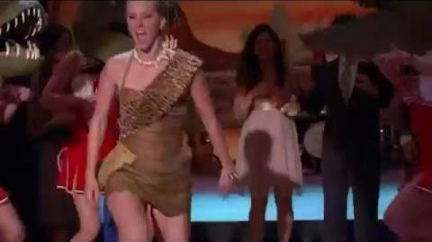 Glee - Dinosaur (Full Performance)
