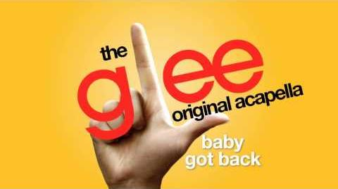 Glee - Baby Got Back - Acapella Version