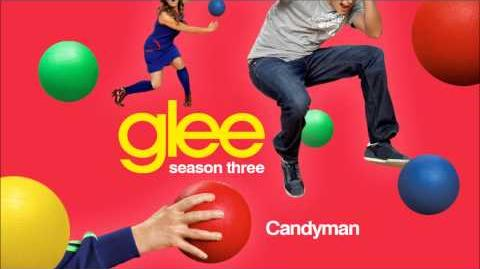 Candyman - Glee HD Full Studio Complete