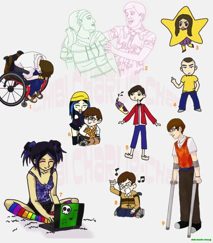 File:Glee doodle dump by chibiCharlie chan.png.jpg