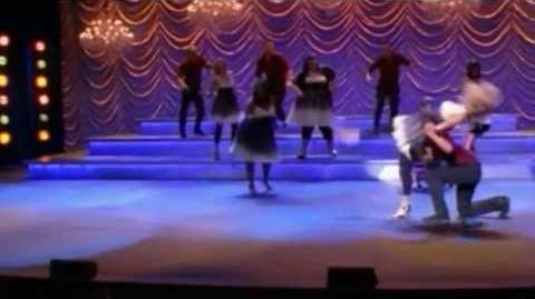 GLEE - Full Performance of ''Valerie'' from ''Special Education''