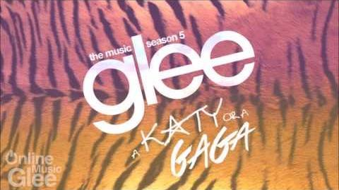 Glee - Roar (DOWNLOAD MP3 LYRICS)