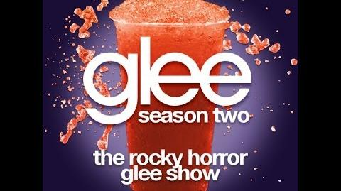 Glee the Music, Season Two The Rocky Horror Glee Show