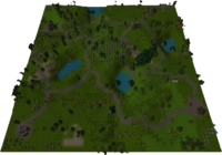 Gold Rush Map