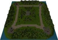 Forest for Four Map