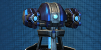 Personal Turret