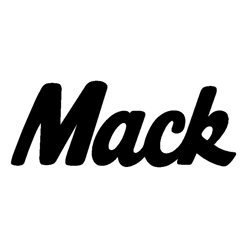 Mack Trucks Logo Mack Logo 1985 Wordmark
