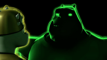 Kilowog's new love