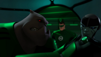 Kilowog roughs up Razer