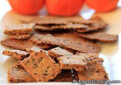 Whole-wheat-sesame-seed-crackers